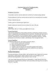 exle of customer service resume sle resume with language skills resume