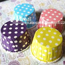 candy cups wholesale popular dot candy cups cupcake liners buy cheap dot candy cups