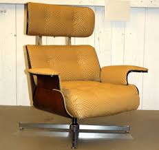 Gliding Chairs Furniture Distressed 60s Mod Furniture With Small Gliding Chair