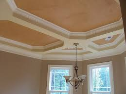Tray Ceiling Painting Ideas Painting A Tray Ceiling Painted Tray Ceiling Pictures Help How