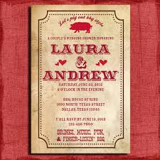 couples wedding shower invitations bbq bridal shower invitations i do bbq bridal shower invitation