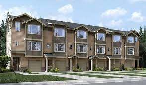 Townhouse Or House Sequoia Village Homes In Hillsboro