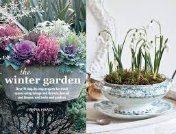 winter garden the cottage journal