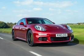 red porsche panamera 2017 porsche panamera 2009 car review honest john