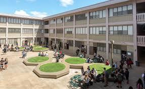 Clu Campus Map James Campbell High