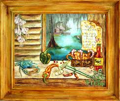 painting for kitchen louisiana kitchen southern art paintings new orleans art