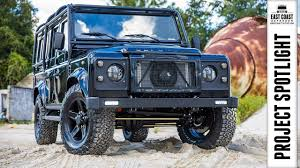 custom land rover defender project ksd build spotlight custom land rover defender 4k