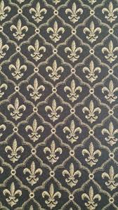 Black And Gold Upholstery Fabric 56 Best Fabrics Images On Pinterest Fleur De Lis Quilting