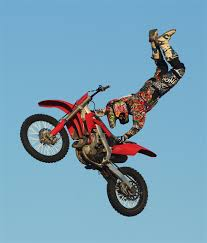 motocross freestyle tricks first night of fun at the fair the wilson times