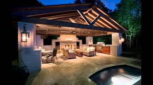 lovely outdoor kitchen lighting about house design plan with