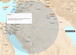 Measure Distance On Map Measure Distance In Atlas Biblical Places Maps Line Or Circle