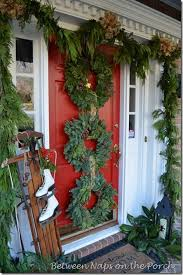 christmas porch decorations 38 cool christmas porch décor ideas digsdigs