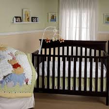 Pooh Crib Bedding Playful Pooh 3 Pc Crib Bedding Disney Baby