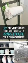 22 clever ways to actually organize your tiny apartment