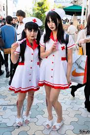 Halloween Japanese Costumes Harajuku Halloween Costume Street Snaps 2013
