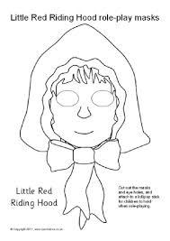eyfs u0026 ks1 printable fairytale roleplay masks sparklebox