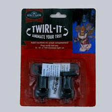 ornament twirler