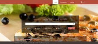 Wildfire Chicago Reservations by Multi Restaurant Delivery System Online Web Order Software