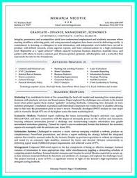 Recent College Graduate Resume Sample by Microsoft Works Resume Templates Http Www Resumecareer Info