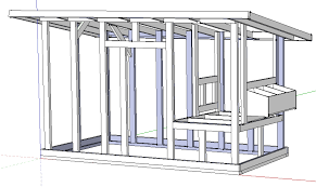 where can i find a basic free blueprint for a chicken coop with