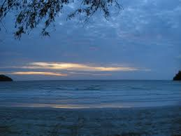 associate with ravishingly fresh sea beaches soothing sound of