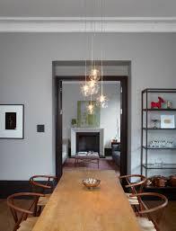 modern dining room pendant lighting modern dining room pendant