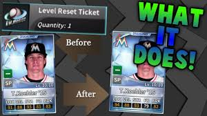 17 Best Images About Mlb - what level reset tickets do in mlb 9 innings 17 the answer youtube