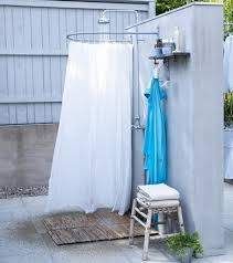 Outdoors Shower - amazing decoration outdoor shower kits pleasing outdoor showers