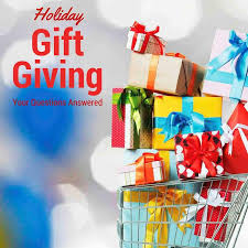 your gift giving questions answered