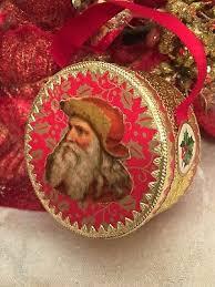 santa ornaments christmas current 1991 now holiday u0026 seasonal