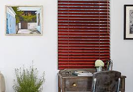 Cordless Wood Blinds Child Safety Custom Blinds And Shades Blinds To Go