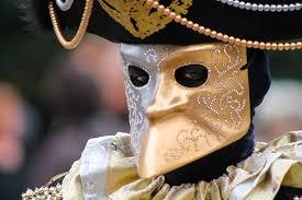 bauta mask midnight mischief at venice s masquerade balls l italo americano