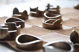 bespoke global product detail chess set