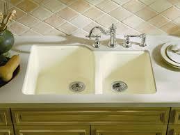 Cast Iron Farmhouse Kitchen Sinks by Bathroom Farmhouse Cast Iron Porcelain Black Kitchen Sink Cast