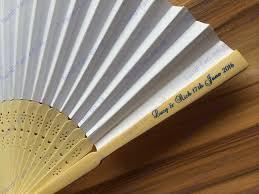 custom hand fans no minimum white personalized paper fans hand fans cheap wedding presents