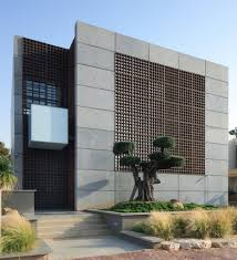 concrete block houses modern high end contrete block homes that can be decor with cream