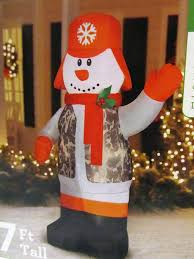 Outdoor Lighted Snowman Decorations by Outdoor Lighted Snowman Decorative U2014 All Home Design Ideas