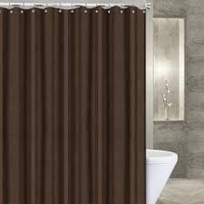 brown shower curtains u0026 accessories bathroom bed u0026 bath kohl u0027s