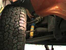 dodge dakota shocks how to replace right front 911140 bilstein shock absorber 2001