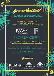 a pour for a paw tickets thu aug 31 2017 at 5 00 pm eventbrite