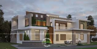 modern home design 3000 square feet collection contemporary home elevations photos free home