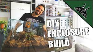 devil u0027s new home diy scolopendra dehaani enclosure giveaway