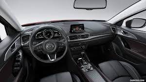 hatchback cars interior 2017 mazda 3 5 door hatchback interior cockpit hd wallpaper 9