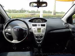 2008 used toyota yaris 3dr hatchback manual at royal palm nissan