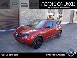 Roof Rack For Nissan Juke by 2013 Nissan Juke Sv For Sale In Houston Tx Stock 15093