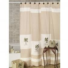 Croscill Shower Curtain Tropical Fabric Shower Curtain Foter