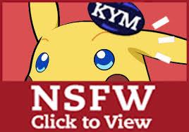 Knowyour Meme - nsfw pikachu face knowyourmeme know your meme