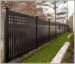 Best  Vinyl Privacy Fence Ideas On Pinterest White Fence - Home fences designs