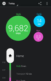 pedometer app for android 6 free android pedometer apps you should try make tech easier