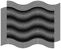 how to layer gifs the basics of line moiré patterns and optical speedup